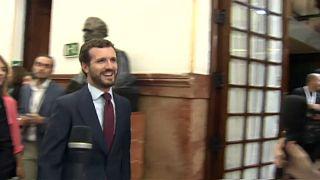 Los sondeos devuelven la sonrisa al PP de Pablo Casado en España