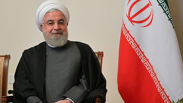 الرئيس الإيراني حسن روحاني- أرشيف رويترز
