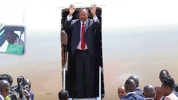رئيس الوزراء عبد الله حمدوك- أرشيف رويترز
