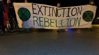 Blockaden für mehr Klimaschutz: Protestierende legen Berlin lahm