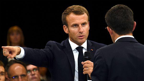 بحث داغ مهاجرت در پارلمان ملی فرانسه؛ امانوئل ماکرون به دنبال چیست؟