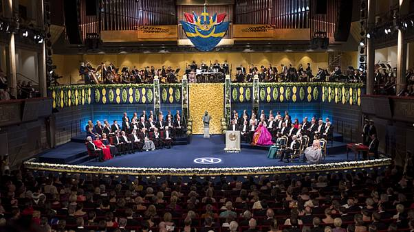 2018 Nobel Prize Award Ceremony