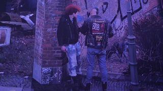 Берлинская стена - жизнь по обе стороны