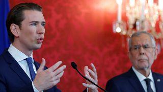 Курц получил мандат на формирование нового австрийского правительства