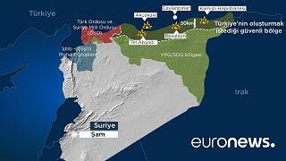 Barış Pınarı Harekatı: Bölgede hangi güçler yer alıyor? Türkiye neyi amaçlıyor?