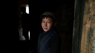 Sibirya'da tek öğretmen ve tek öğrencili okulda son eğitim yılı