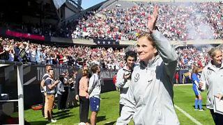 Női futball: Elbúcsúzott Jill Ellis