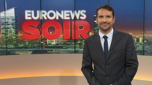 Euronews Soir : l'actualité du lundi 7 octobre 2019