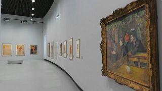"""Певец Монмартра"": выставка работ Тулуз-Лотрека в Париже"