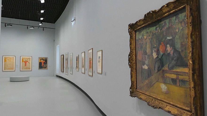 Toulouse-Lautrec regresa a París