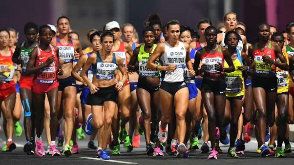 Controversia en torno a los Campeonatos del Mundo de atletismo Doha 2019