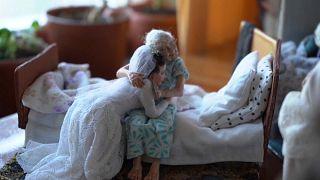 """""""Дорогие мои старики"""": художница из Новосибирска создает пожилых кукол"""
