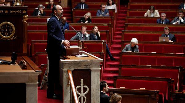 Le Premier ministre français Edouard Philippe, Paris, le 07/10/2019