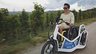Smart Regions: Ελευθερία και αυτόνομη κινητικότητα για όλους
