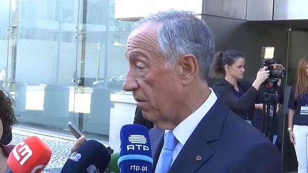Marcelo Rebelo de Sousa quer acelerar novo governo... devido ao Brexit