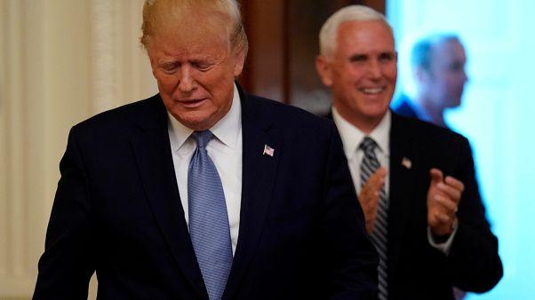 Dokunulmazlık başvurusu reddedilen Trump 8 yıllık vergi beyanlarını açıklamak zorunda