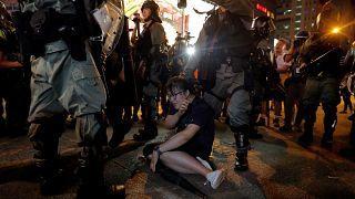 Гонконг: акция за свободу