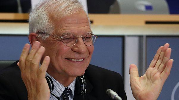 Le nouveau chef de la diplomatie de l'UE auditionné par les eurodéputés