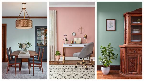 Colours of nature set to inspire 2020 home interiors
