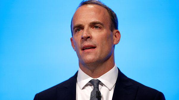 UK Foreign Secretary Dominic Raab will call for Anne Sacoolas' return