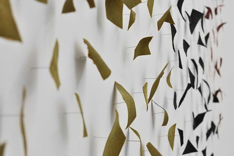 Ευγενική παραχώρηση της καλλιτέχνιδας και της Irène Laub Gallery