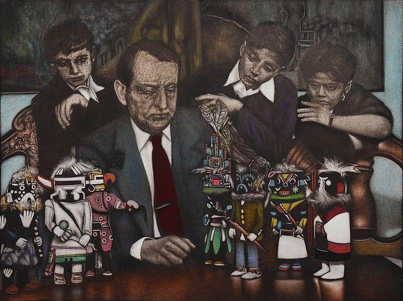 Ευγενική παραχώρηση του καλλιτέχνη και της Kappatos Gallery