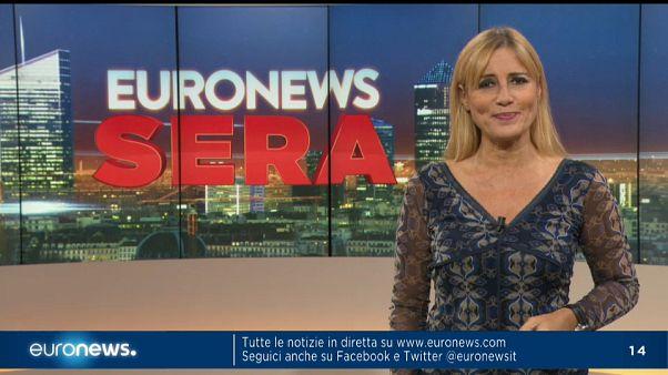 Euronews Sera | TG europeo, edizione di lunedì 7 ottobre 2019