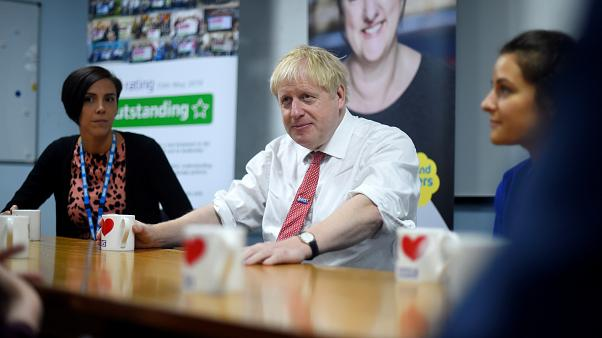 Johnson: Brexit anlaşması konusunda top AB'nin sahasında