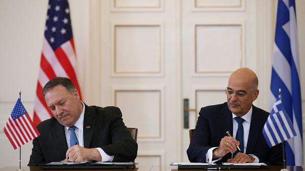 Tο φάσμα των ελληνοαμερικανικών σχέσεων στο τραπέζι του δεύτερου Στρατηγικού Διαλόγου