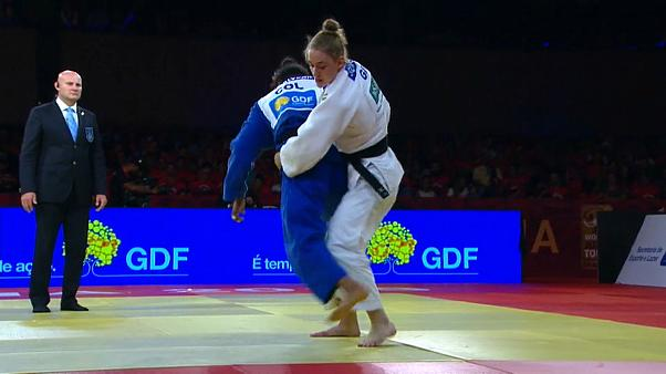 Brazil Judo Grand Slam: Brazil, Colombia, Japan and Russia excel