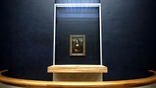 The Mona Lisa was moved due to renovations