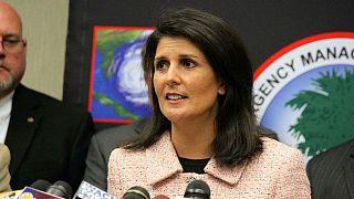 نیکی هیلی: تصمیم ترامپ دربارۀ سوریه به معنای «مرگ» متحدان آمریکاست