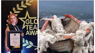 Η Κύπρια καθηγήτρια Πόπη Νικολάου μία από τις καλύτερες εκπαιδευτικούς του κόσμου