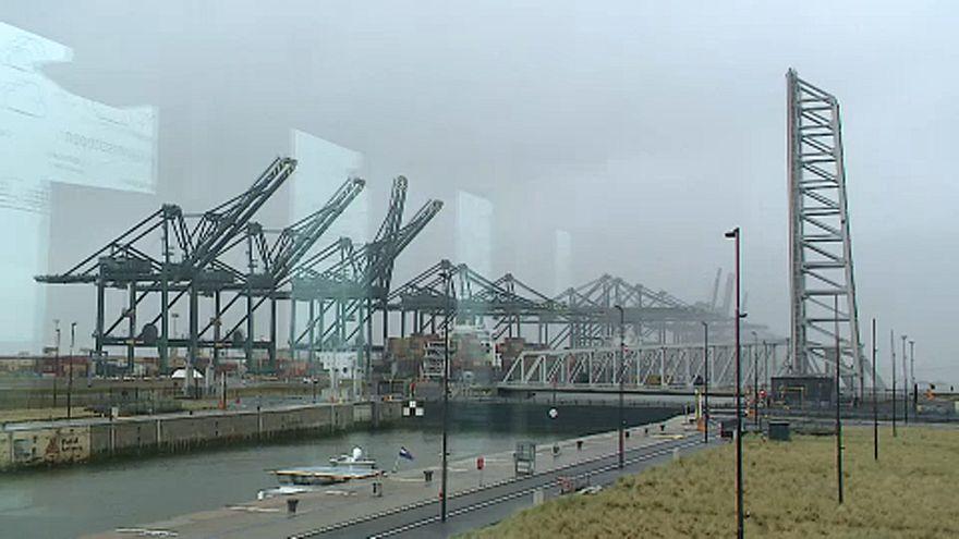 Las empresas de logística del puerto de Amberes se preparan para un Brexit sin acuerdo