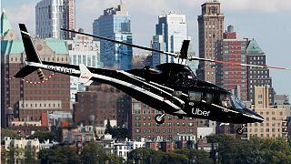تاکسی هوایی اوبر در دسترس عموم قرار گرفت