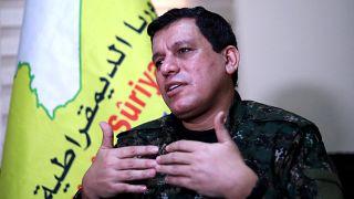 SDG komutanı: IŞİD militanları ikinci planda, önceliğimiz Türkiye'nin olası operasyonu