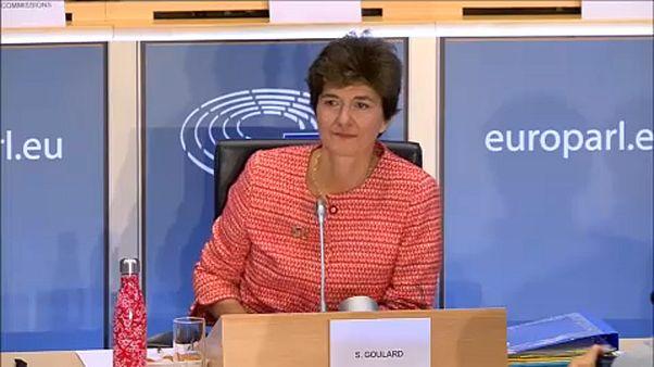 Goulard y Wojciechowski, pendientes de la decisión de los eurodiputados