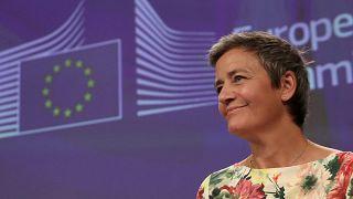 Knallharte Margrethe Vestager wird an Einfluss in Kommission gewinnen