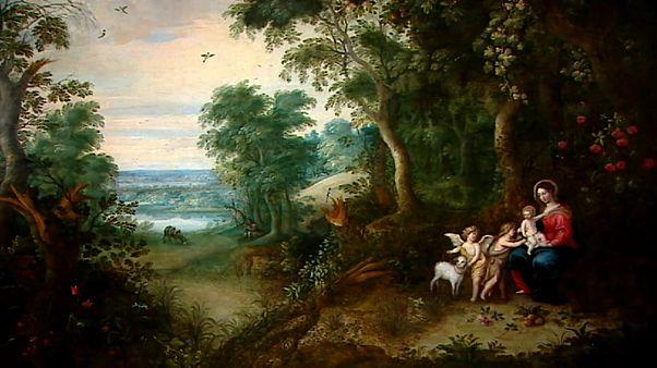 I Brueghel in mostra a Madrid