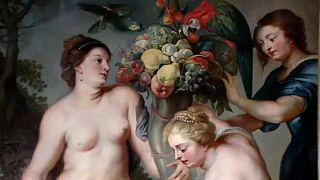 Künstler-Dynastie Breugel im Madrider Gaviria-Palast