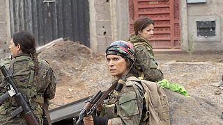 """Sisters in Arms"": Als Jesidin im Frauenbataillon"