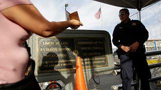 الجمارك وحماية الحدود الأمريكية- أرشيف رويترز