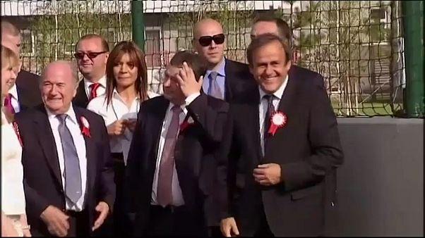 Lejárt Michel Platini eltiltása