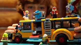 Újrahasznosítaná műanyag építőkockáit a Lego