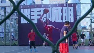 """Hongkong miatt """"tiltólistás"""" lett az NBA Kínában"""