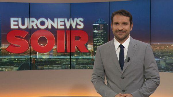 Euronews Soir : l'actualité du mardi 8 octobre 2019