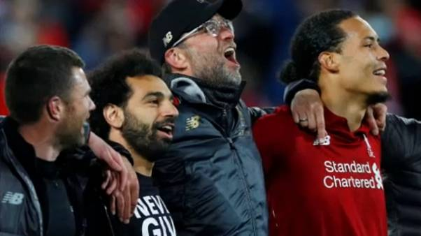 Liverpool reach Champions League final after 4-0 win over Barcelona