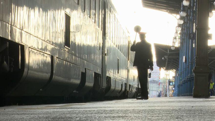 Studieren in vollen Zügen - CEU unterwegs von Budapest nach Wien