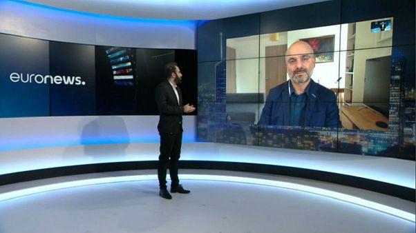 کامران متین در گفتگو با یورونیوز: خروج آمریکا از سوریه، کردها را به دمشق نزدیک میکند