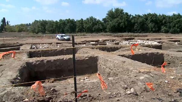 فيديو: حفريات تكشف عن مدينة من الحضارة الكنعانية عمرها خمسة آلاف سنة